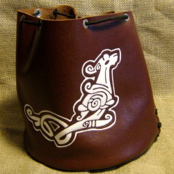 "Rune bag ""Lion Drugon"""